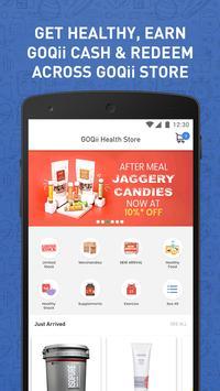GOQii - Smart Preventive Healthcare apk स्क्रीनशॉट