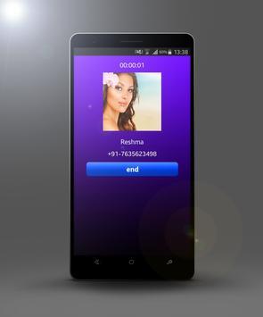 fake Call girlfriend prank screenshot 4