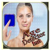 Face Age detector prank icon