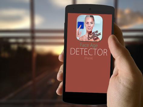 Face Age detector prank apk screenshot