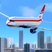 Airplane Pilot Fly Simulator icon