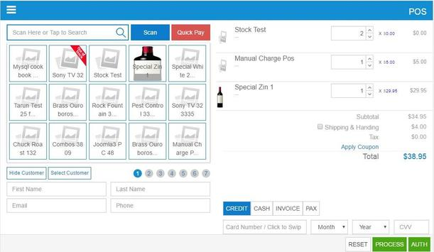 HieCOR Point of Sale - POS screenshot 5