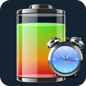 Battery Charging Alert - Saver icon