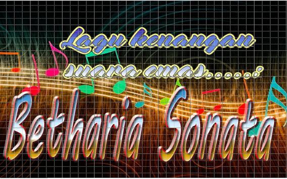Lagu Nostalgia Betharia Sonata mp3 poster