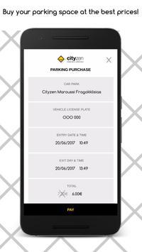 Cityzen screenshot 2