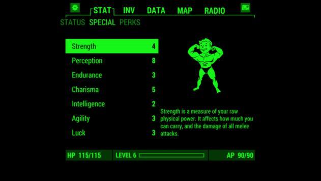 Fallout Pip-Boy पोस्टर
