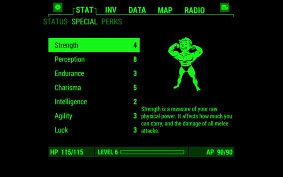 Fallout Pip-Boy Screenshot 6