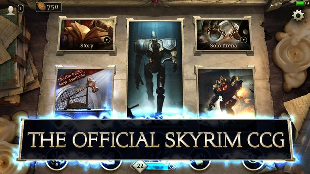 The Elder Scrolls: Legends poster