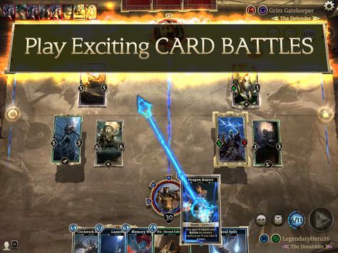 The Elder Scrolls: Legends apk screenshot