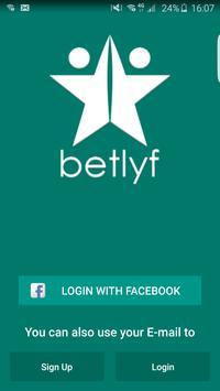 Betlyf apk screenshot
