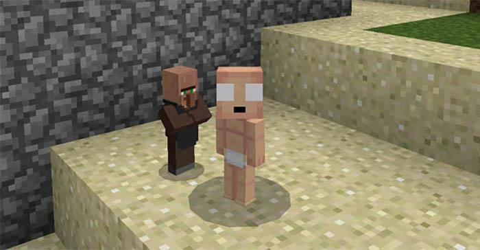 Baby Player mod for Minecraft for Android - APK Download