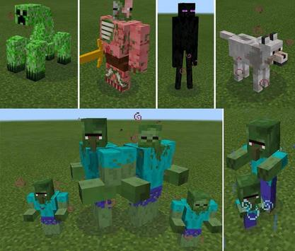 More Mutants for Minecaft poster