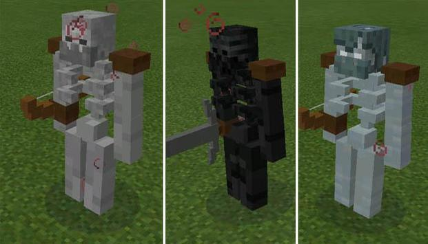 More Mutants for Minecaft apk screenshot