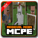 Medieval Mobs for Minecraft APK