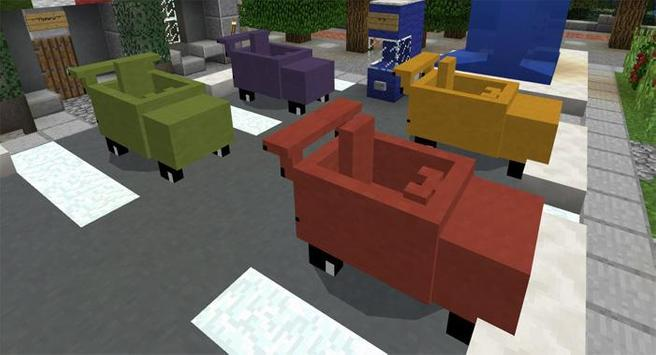 Mine-Cars for Minecraft screenshot 3