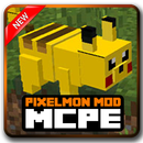 Pixelmon Mod for Minecraft APK