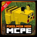 Pixelmon Mod for Minecraft APK