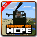 Transport mod for Minecraft APK