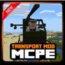 Transport mod for Minecraft APK