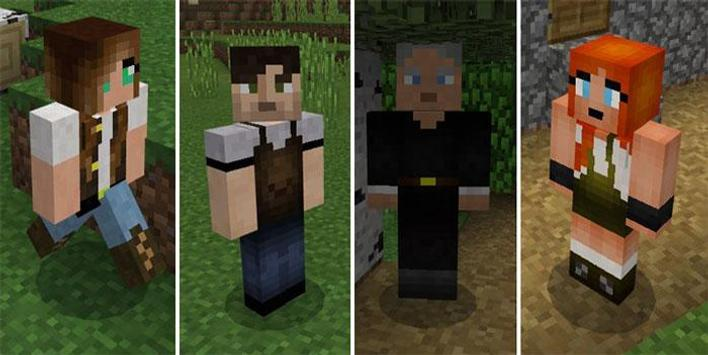 Villagers Alive for Minecraft for Android - APK Download