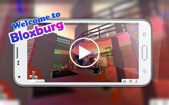 Tips and Tricks Welcome to Bloxburg Video screenshot 7
