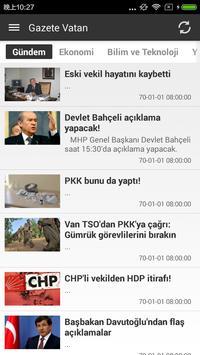 Turkey News Reader poster
