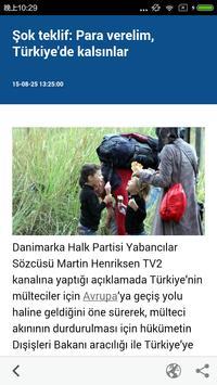 Turkey News Reader apk screenshot