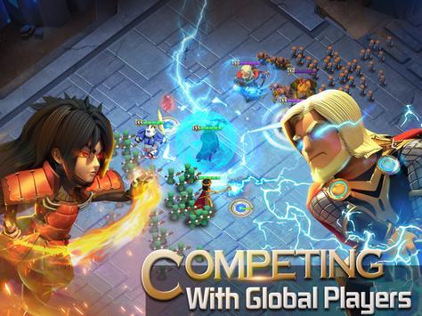 Clash of Zombies: Heroes Game screenshot 7
