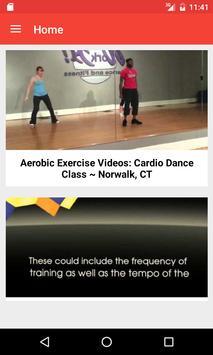 Aerobics Videos poster