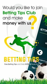 Free Betting Tips Club poster
