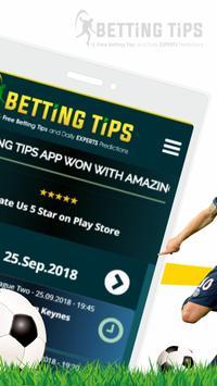 Free Betting Tips Club screenshot 1