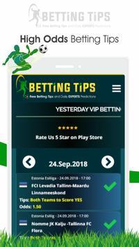Free Betting Tips Club screenshot 3