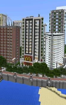 DeepOceanCity MPCE Map apk screenshot