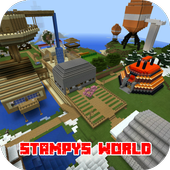 Stampys Lovely World MPCE Map APK Download - Free Entertainment APP ...