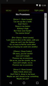 Demi Lovato Full Album Lyrics screenshot 3