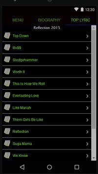 Fifth Harmony Full Lyrics apk screenshot