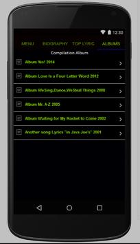 Jason Mraz Full Album Lyrics for Android - APK Download