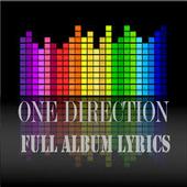 One Direction Full Album Lyric icon