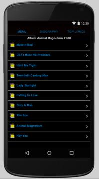 Scorpions Full Album Lyrics apk screenshot