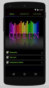 Queen Full Album Lyrics poster