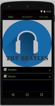 The Beatles Full Album Lyrics poster