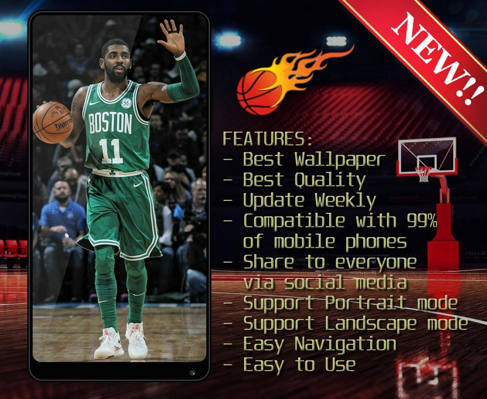 9184cbd89dd Kyrie Irving Wallpaper for Android - APK Download