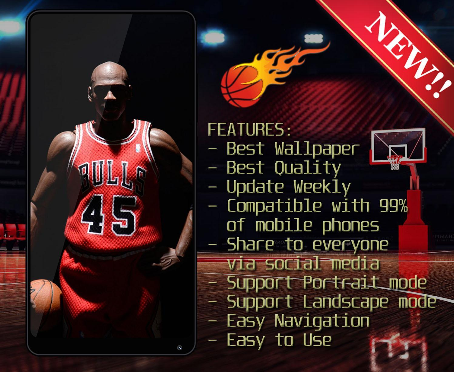 Michael Jordan Wallpaper Hd 4k For Android Apk Download