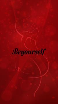 Beyourself poster