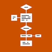 Flowdia Diagrams ikona