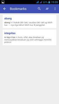 Smart KBBI apk screenshot
