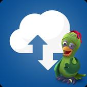 Private Backup + icon