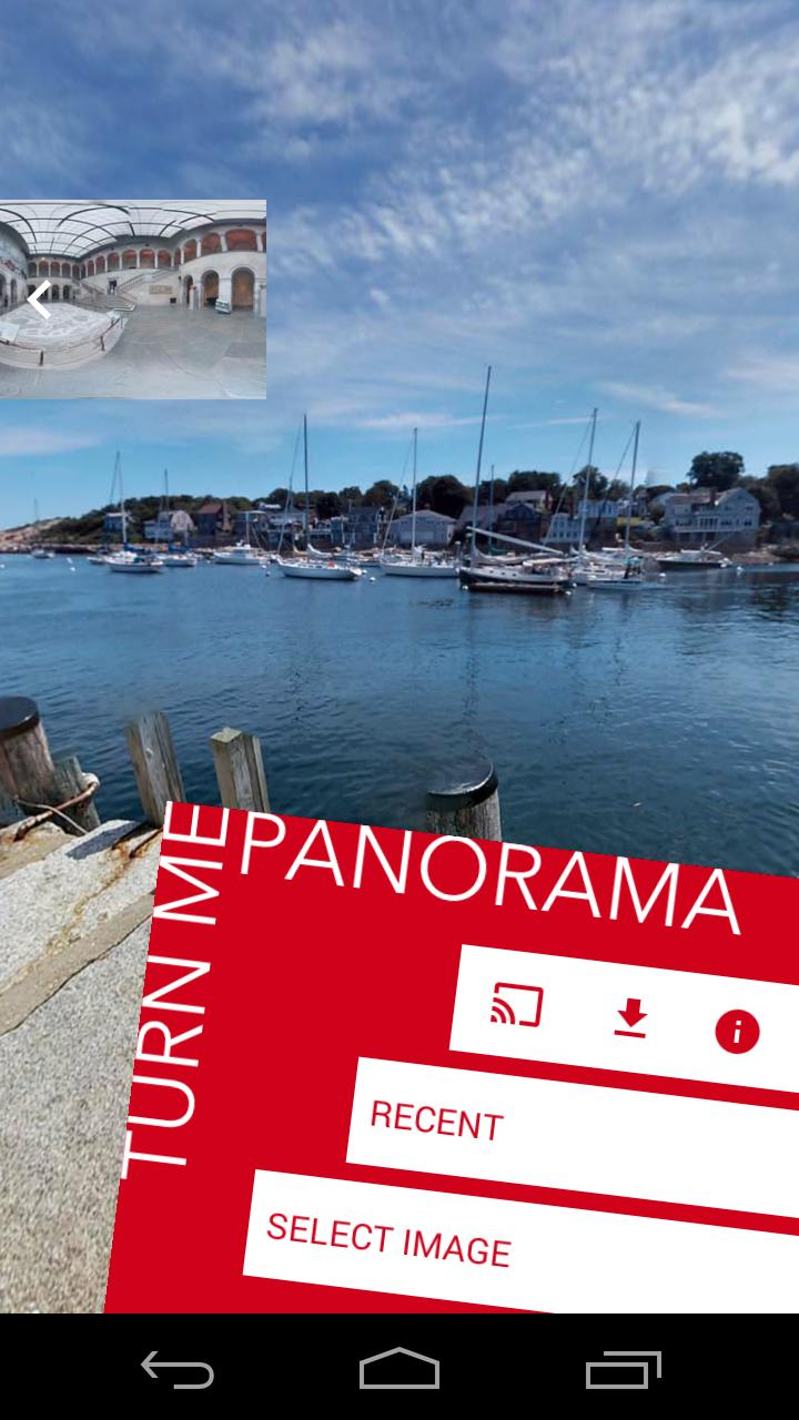 TurnMe Panorama for Android - APK Download