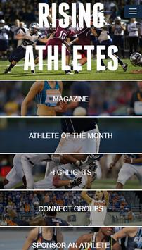 Rising Athletes poster