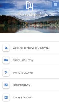 Discover Haywood screenshot 3